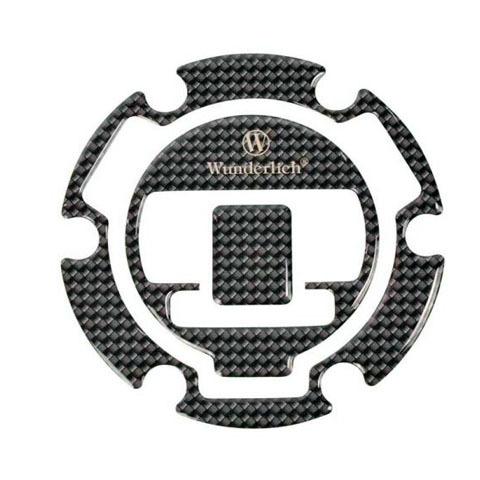 油箱蓋保護貼 3D仿碳纖維印刷