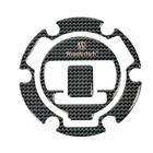 【Wunderlich】油箱蓋保護貼 3D仿碳纖維印刷