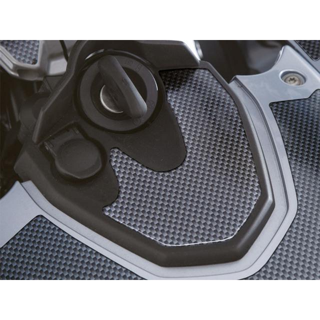 【Wunderlich】3D 仿碳纖維印刷 鑰匙開關外蓋 - 「Webike-摩托百貨」