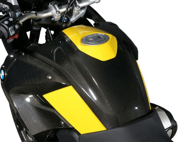 【Wunderlich】碳纖維油箱外蓋 - 「Webike-摩托百貨」