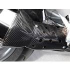【Wunderlich】碳纖維排氣管防燙蓋