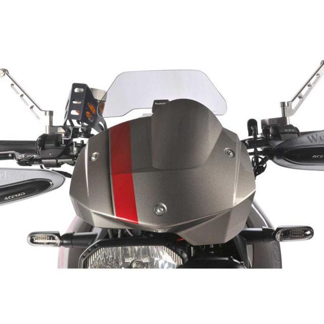 【Wunderlich】ERGO-VARIO 可調式風鏡擾流板 - 「Webike-摩托百貨」