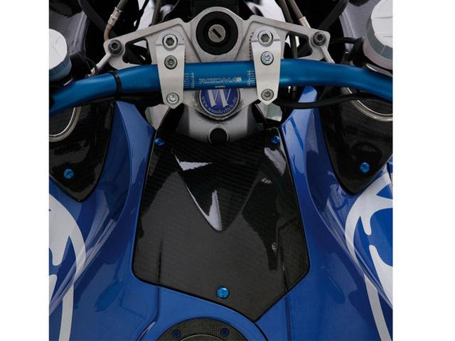 【Wunderlich】碳纖維電池蓋 - 「Webike-摩托百貨」