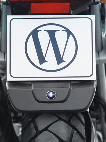 【Wunderlich】後延伸擋泥板 - 「Webike-摩托百貨」