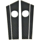 Wunderlich.3D 仿碳纖維印刷 車架保護貼.商品編號:W35940-001