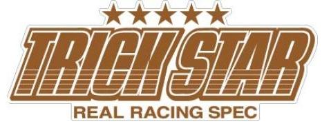 【TRICK STAR】貼紙 105 - 「Webike-摩托百貨」