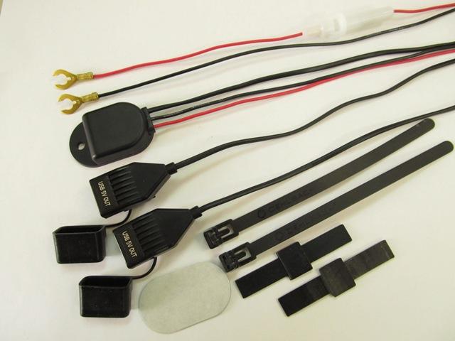 USBP-02 USB POWER (USB 插座×2)