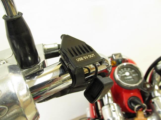 【PROTEC】USBP-02 USB POWER (USB 插座×2)  - 「Webike-摩托百貨」