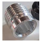 K & P Engineering K&P Stainless Steel Micronic Oil Filter