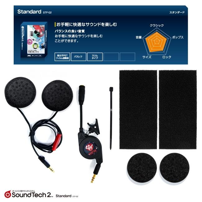 SoundTech2標準型無線電通訊STF-02