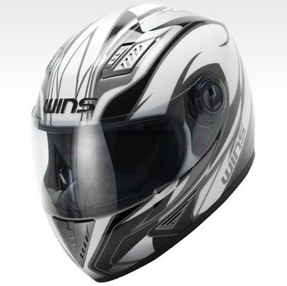 【WINS】A-FORCE GT 碳纖維×ハチプロデザイン安全帽 - 「Webike-摩托百貨」