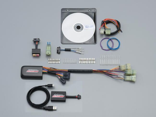 Negotiator-I 供油電腦+PC連結轉接套件