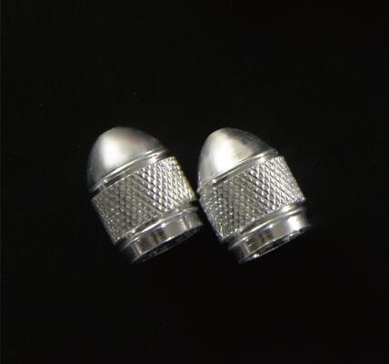Slime 細長型鋁合金氣嘴蓋 (2個一組)