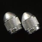 【ROUGH&ROAD】Slime 細長型鋁合金氣嘴蓋 (2個一組)