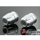 TSUKIGI RACING Bikers Handlebar end cap