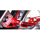 TSUKIGI RACING Bikers Rear footrest