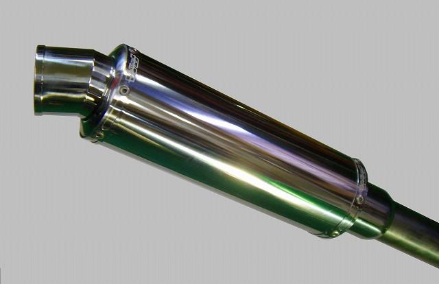 【WINDJAMMERS】Coil Cone Pipe 不銹鋼全段排氣管 - 「Webike-摩托百貨」