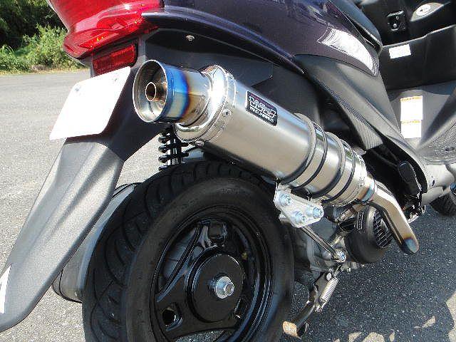 【WINDJAMMERS】Scudetto 鈦合金全段排氣管 F/不銹鋼 A/F有 - 「Webike-摩托百貨」