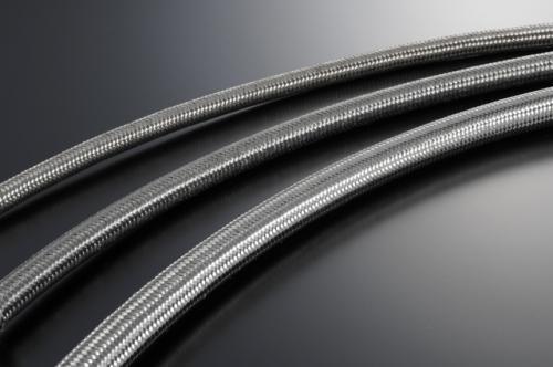 銀色金屬油管