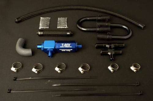T-REV α System GSX-R1000 09- 洩壓閥套件