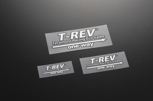 T-REV 轉印貼紙 白