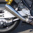 【Superbike83】S.P.L Megaphone Up Style 鈦合金排氣管尾段