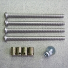METAL GEAR WORKS Tail lamp screw hole repair Kit