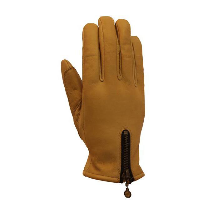 冬季皮革手套
