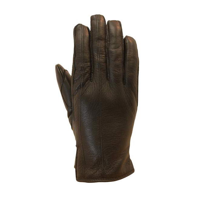 鹿皮冬季皮革手套
