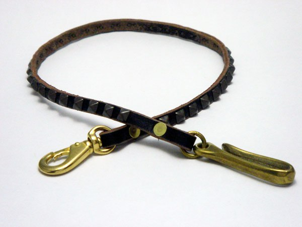 皮夾繩 VWCD2-AGED (PYRAMID STUDS)