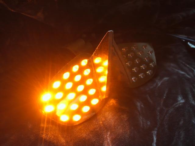LED 後方向燈單元