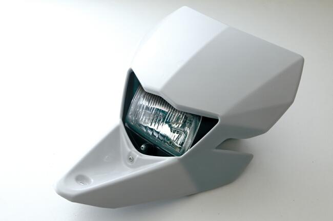頭燈整流罩組 (通用型+WR250R/X Package)