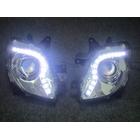 【CJ-BEET】魚眼型頭燈(附LED日行燈、LED方向燈)