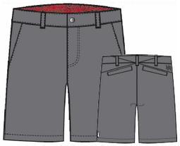 NUCLEAR  男用短褲