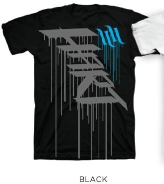 男用 T恤 ON THE EDGE