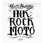 【Hart&Huntington】INK ROCK MOTO 4.5吋印刷貼紙