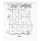 【Hart&Huntington】INK ROCK MOTO 4.5吋印刷貼紙
