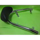 K-Racing Backrest with 32 mm Tandem bar