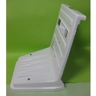 K-Racing Honda gyro X / UPFront cover white