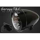 【Garage T&F】4.5吋 Rocket 型頭燈&頭燈支架套件 (Type E)