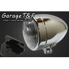 【Garage T&F】4吋 Slim 型頭燈(Long)&頭燈支架套件 (Type E)