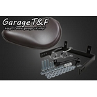 【Garage T&F】單坐墊&彈簧座套件