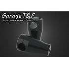 【Garage T&F】3吋增高把手座 (黑色)