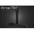 【Garage T&F】8吋增高把手座 (黑色)