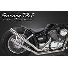 【Garage T&F】Up Flare 全段排氣管套件
