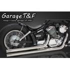 【Garage T&F】Long Drag pipe 全段排氣管 Type II