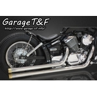 【Garage T&F】Long Drag pipe 全段排氣管