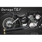 【Garage T&F】Long Drag pipe 全段排氣管