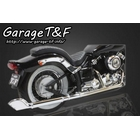 【Garage T&F】2in1 Classic 全段排氣管 Type 1