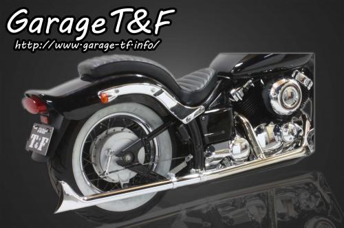 【Garage T&F】2in1 Classic 全段排氣管 Type 2 - 「Webike-摩托百貨」